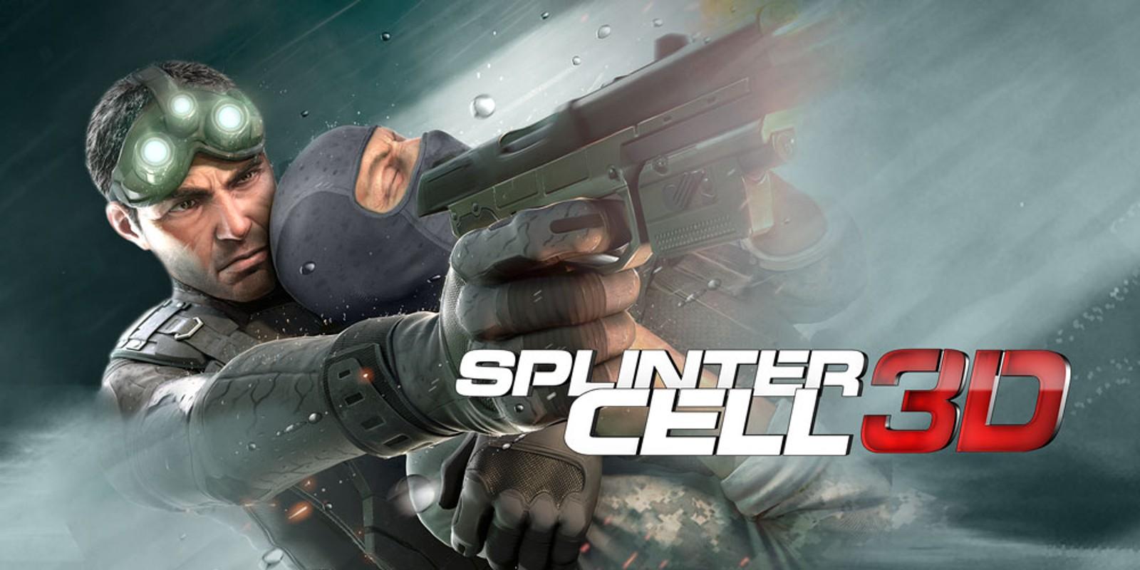 Tom Clancy S Splinter Cell 174 3d Nintendo 3ds Juegos