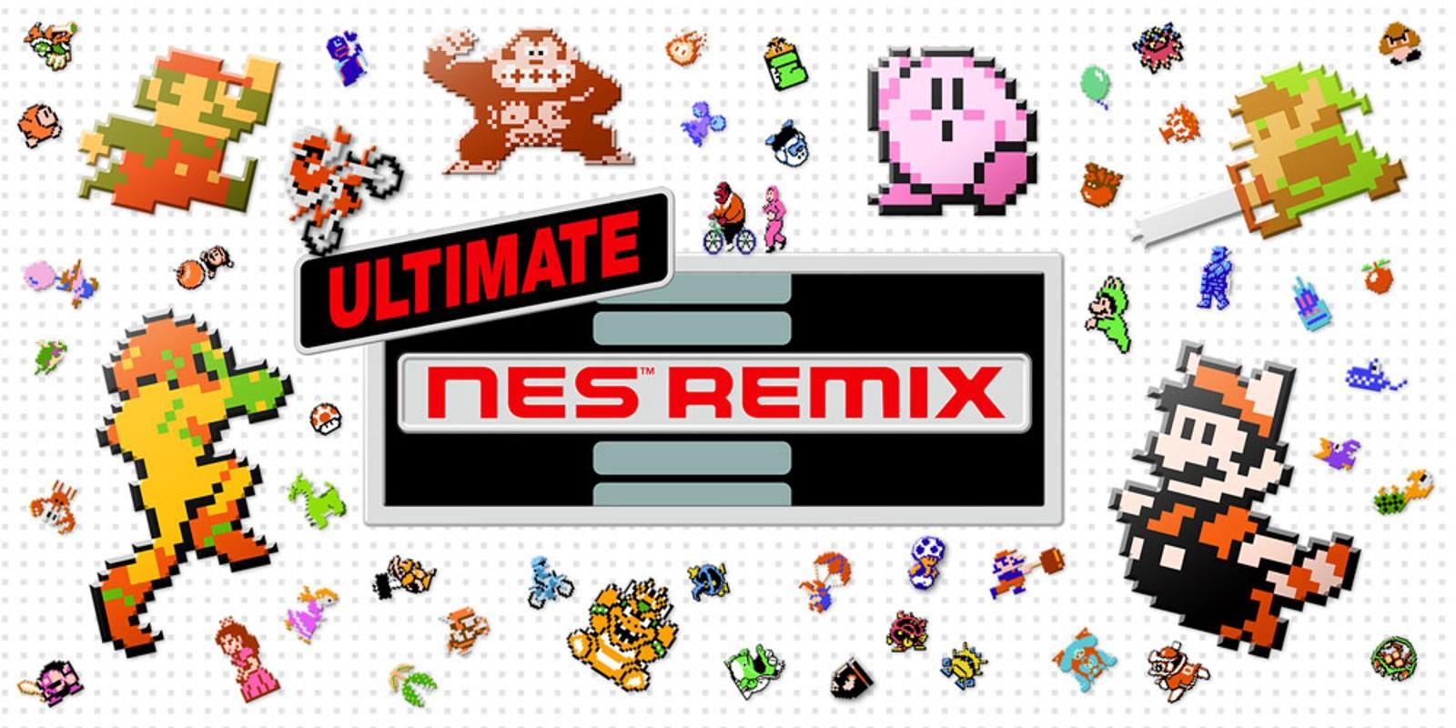 Ultimate Nes Remix Nintendo 3ds Juegos Nintendo