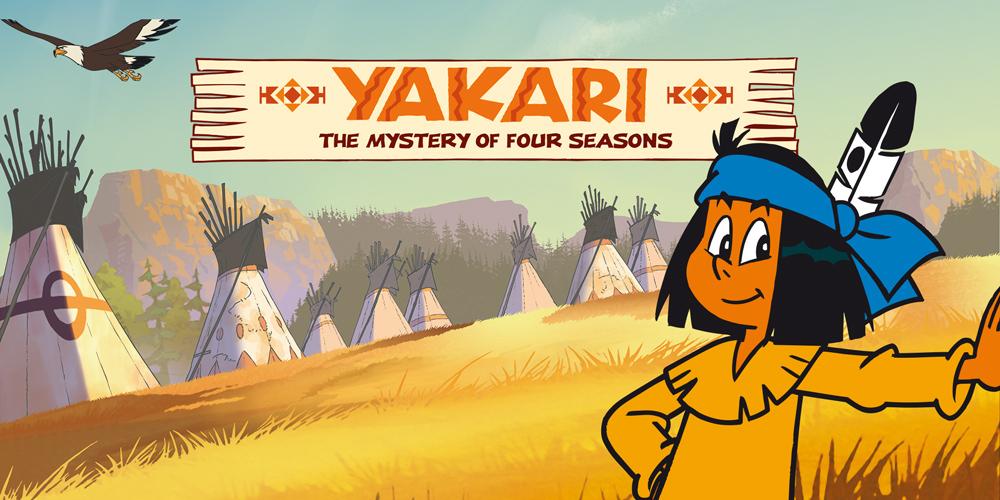 yakari online spiele