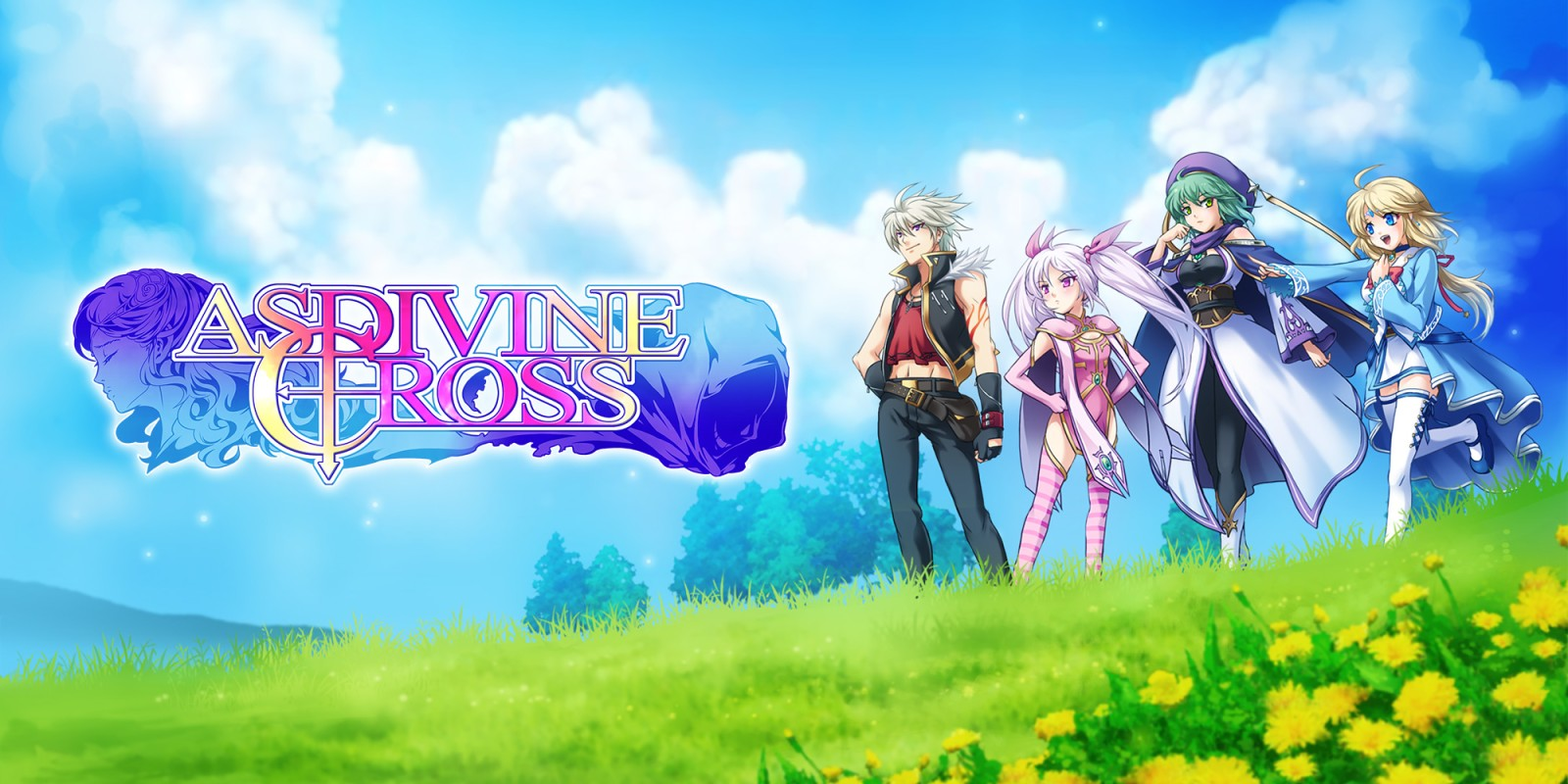 Asdivine Cross | Jeux à télécharger sur Nintendo 3DS | Jeux | Nintendo