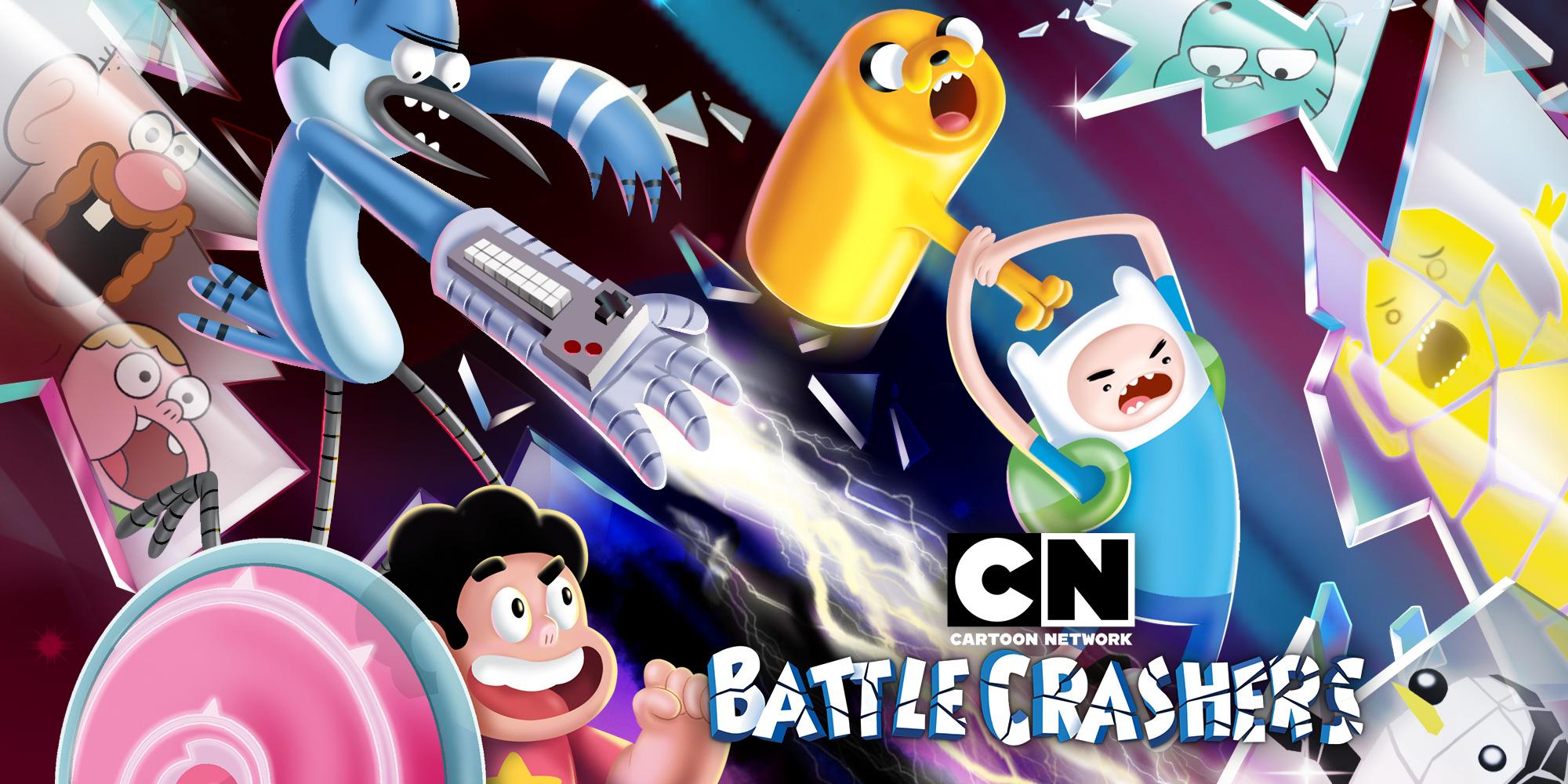 Cartoon Network: Battle Crashers | Nintendo 3DS download ...