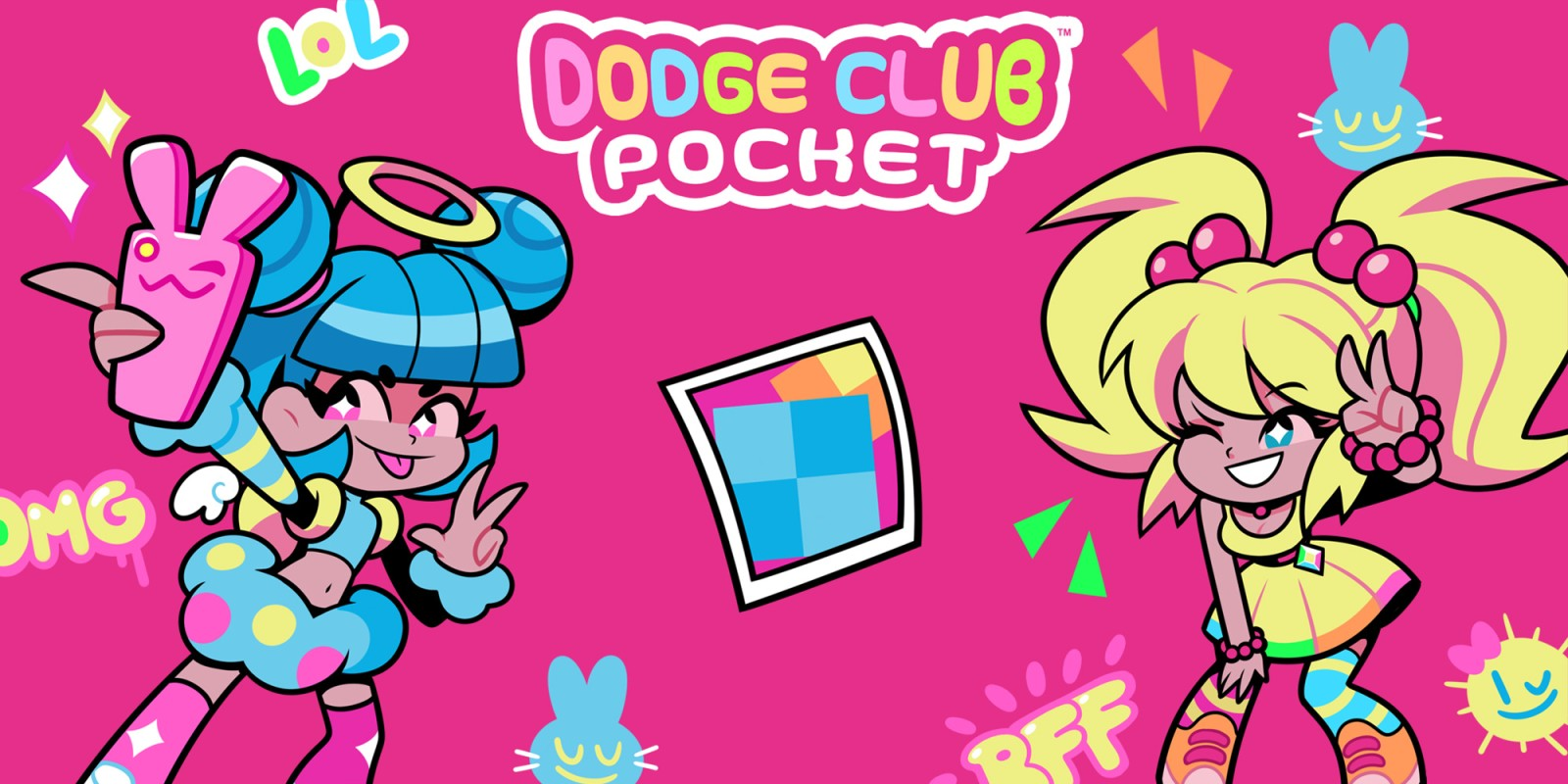 Dodge Club Pocket | Nintendo 3DS download software | Games ...