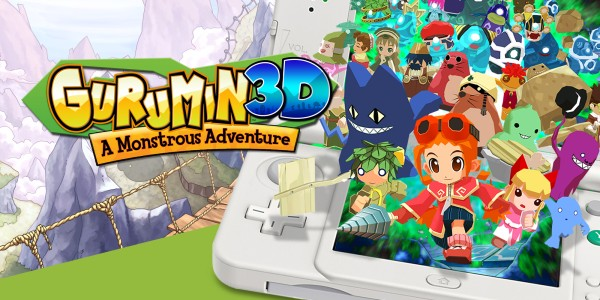 Gurumin 3D: A Monstrous Adventure