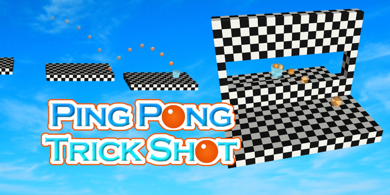ping pong trick shot nintendo 3ds download software games nintendo. Black Bedroom Furniture Sets. Home Design Ideas