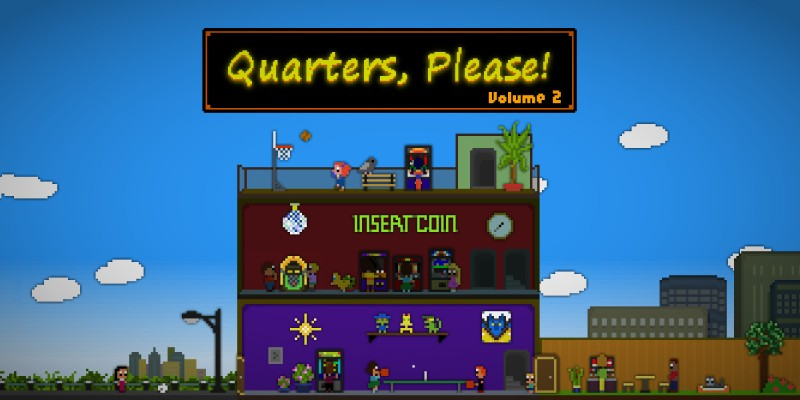 Quarters, Please! Vol. 2