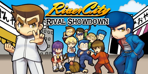 River City: Rival Showdown