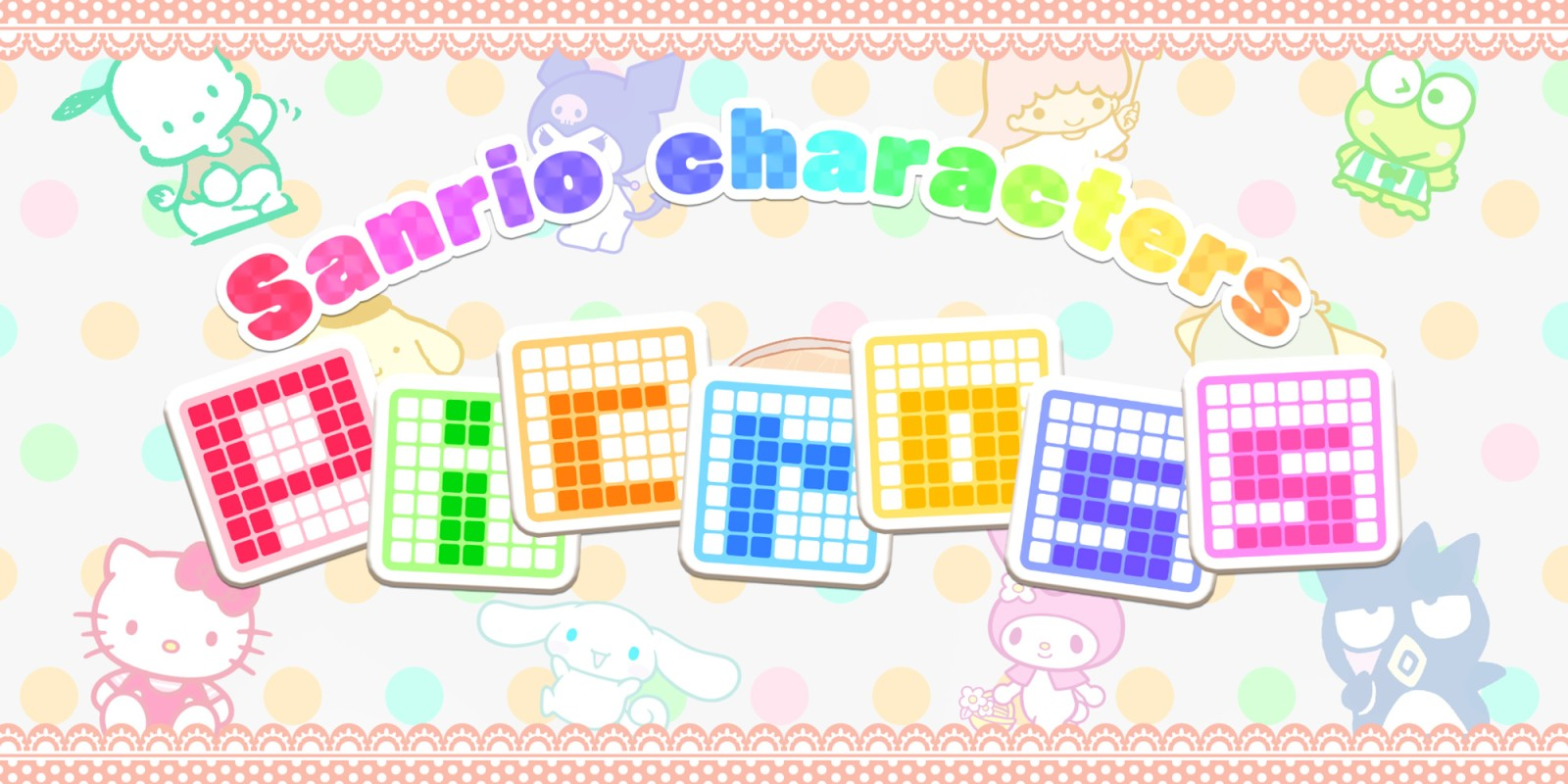 Sanrio characters Picross | Nintendo 3DS download software