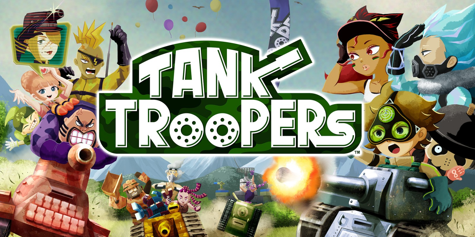 Tank troopers nintendo 3ds download software games nintendo try watching this video on youtube or enable javascript if it is disabled in your browser ccuart Images