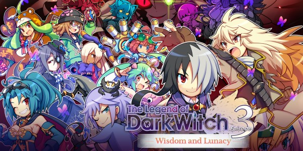 The Legend of Dark Witch 3 Wisdom and Lunacy