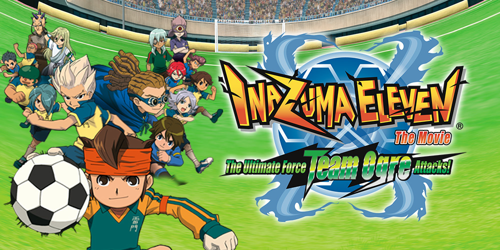 Inazuma Eleven The Movie Nintendo 3ds Family Nintendo