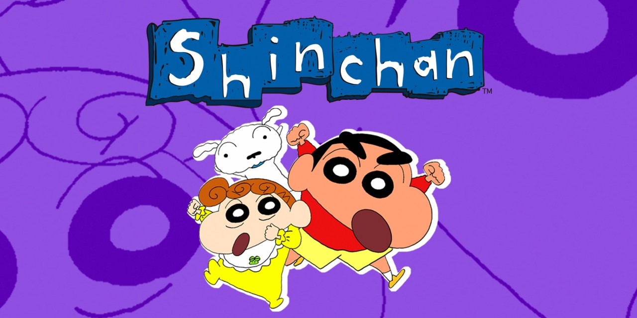 shin chan vol  1