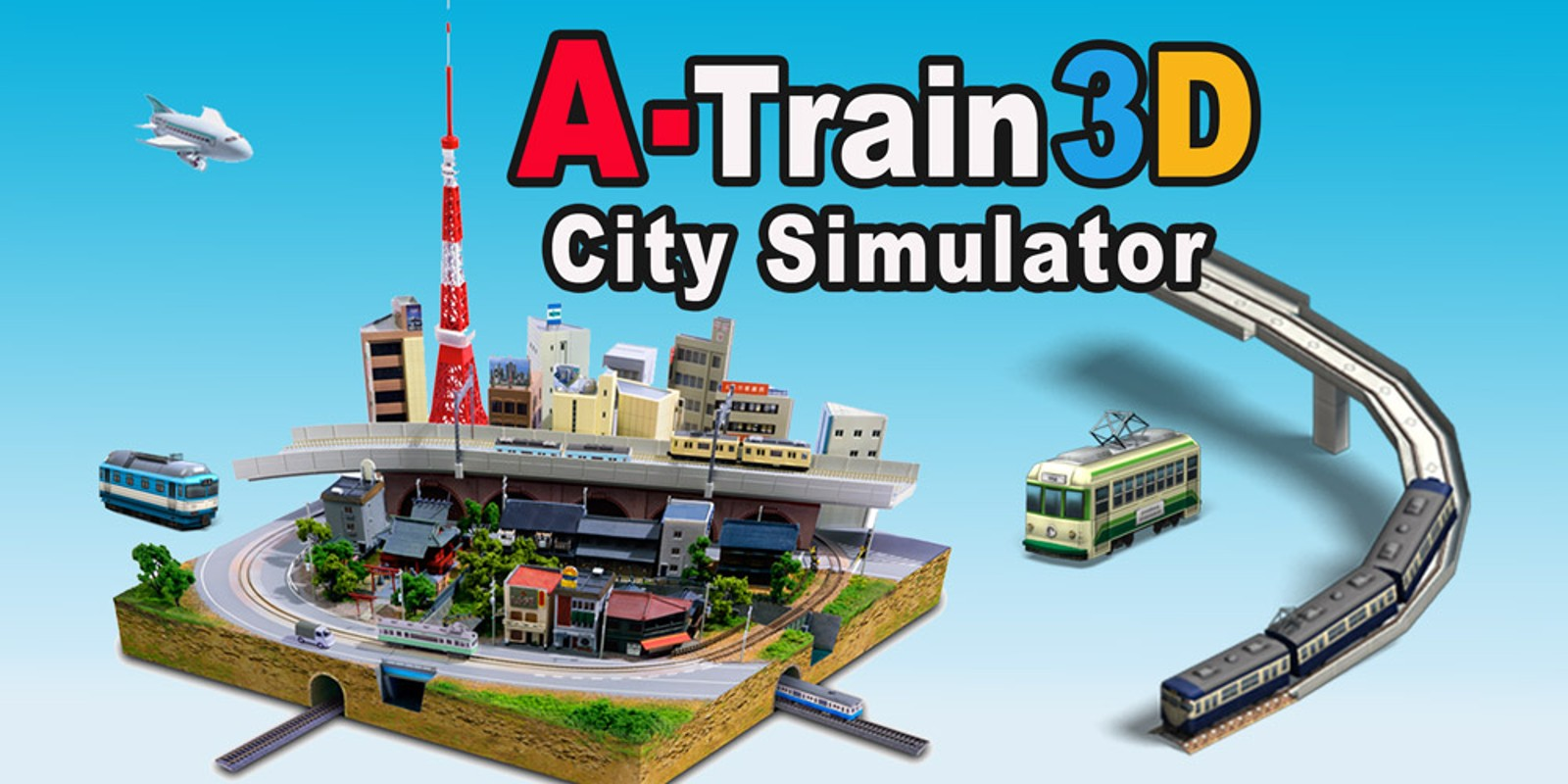 A-Train™ 3D: City Simulator
