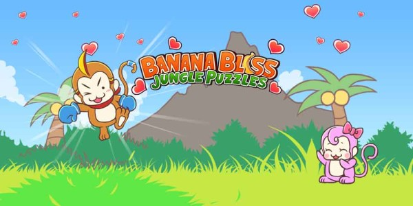 Banana Bliss: Jungle Puzzles