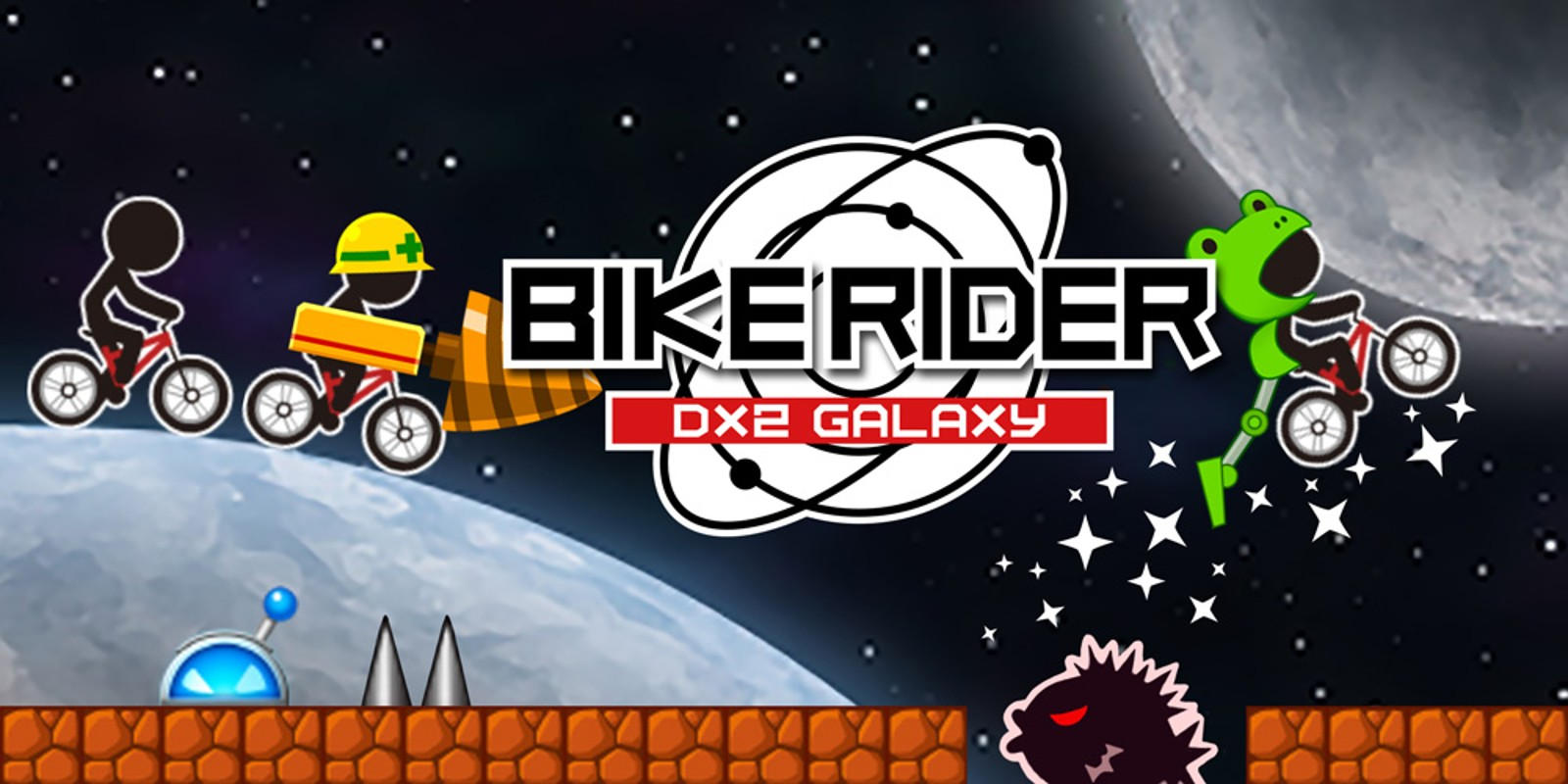 BIKE RIDER DX2: GALAXY