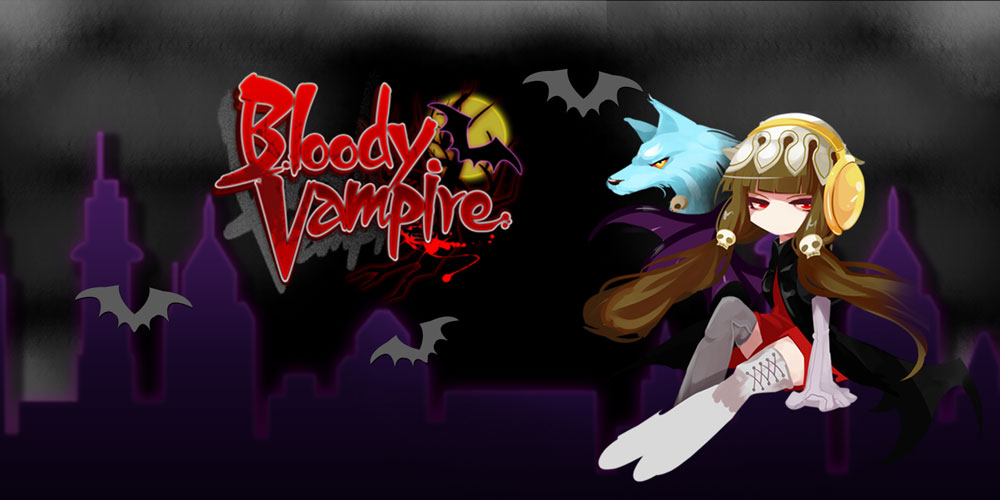 Bloody Vampire | Nintendo 3DS download software | Games