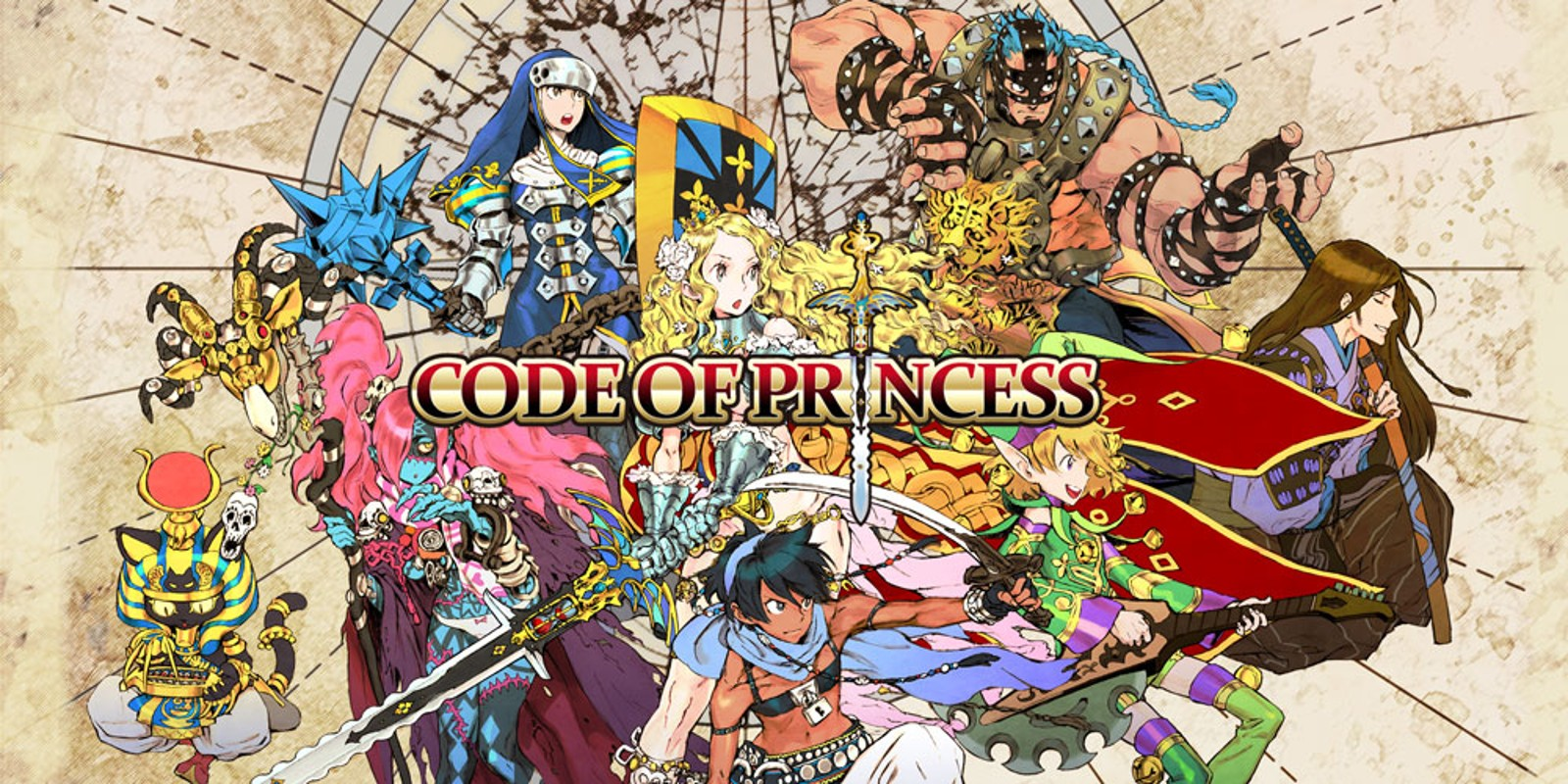 Code of Princess
