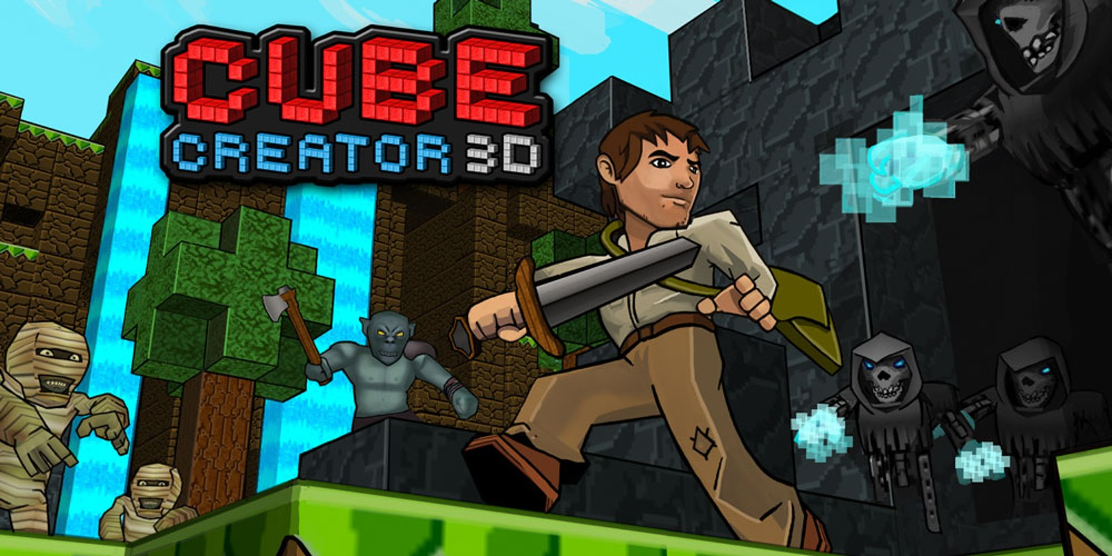 Cube creator 3d nintendo 3ds download software games for 3d creator online