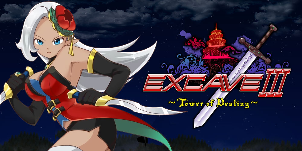 Excave III : Tower of Destiny