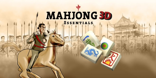 Mahjong 3D – Essentials