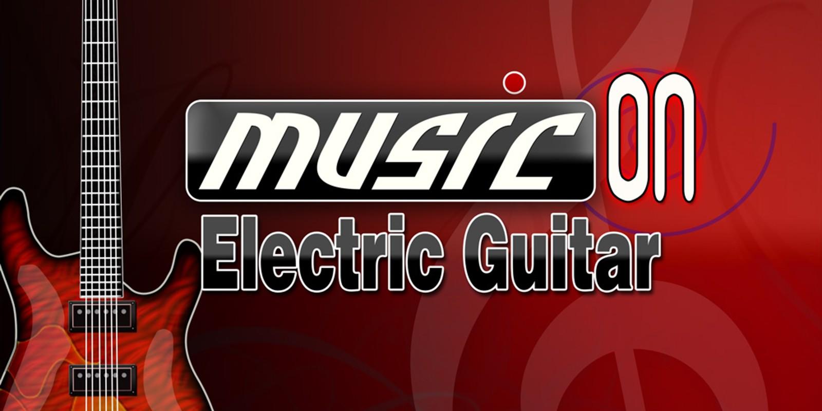 music on electric guitar nintendo 3ds download software games nintendo. Black Bedroom Furniture Sets. Home Design Ideas