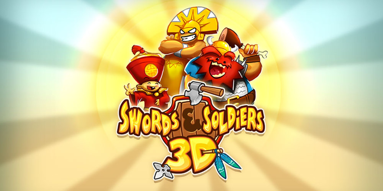 Swords & Soldiers 3D