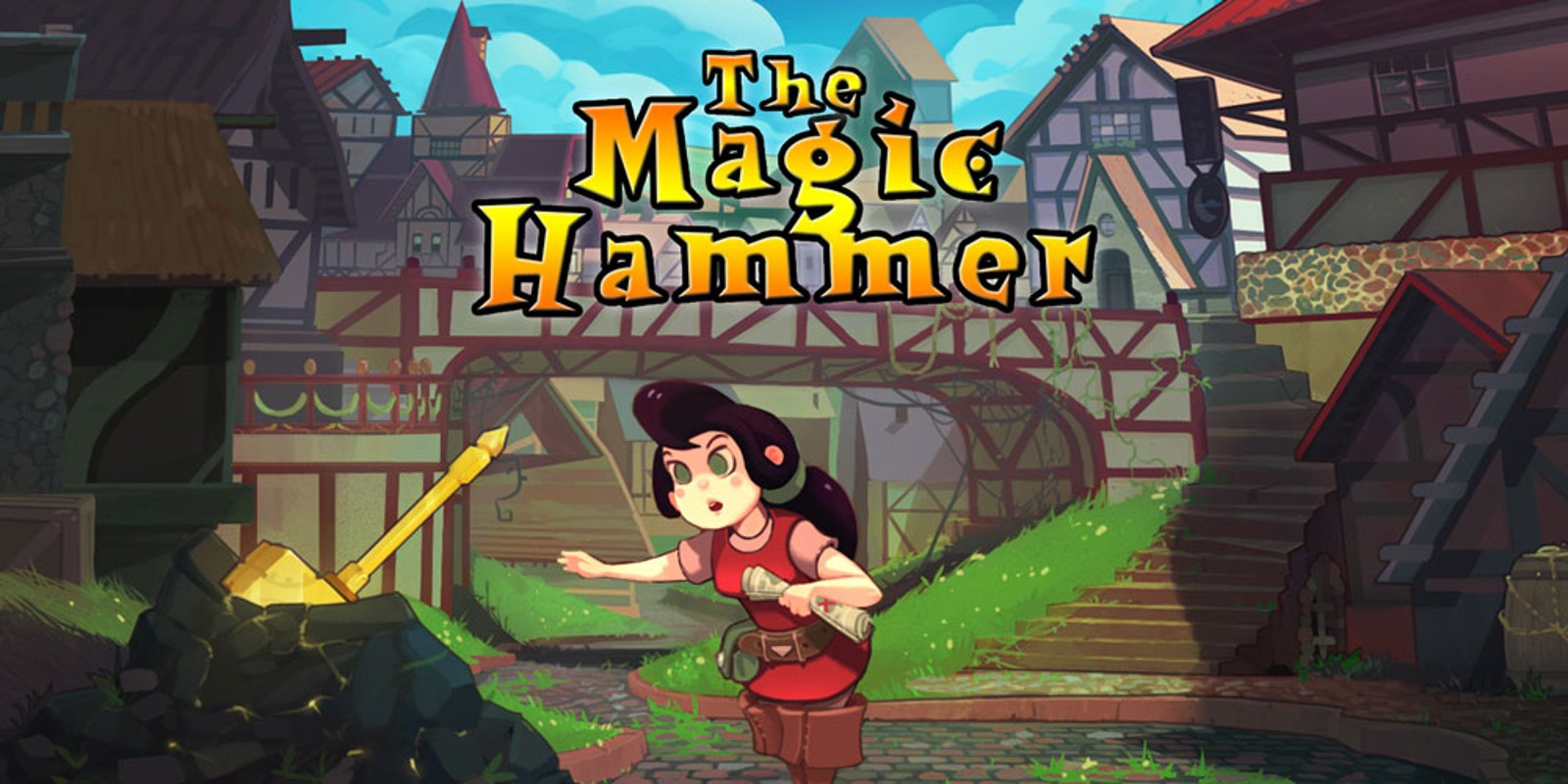 The Magic Hammer