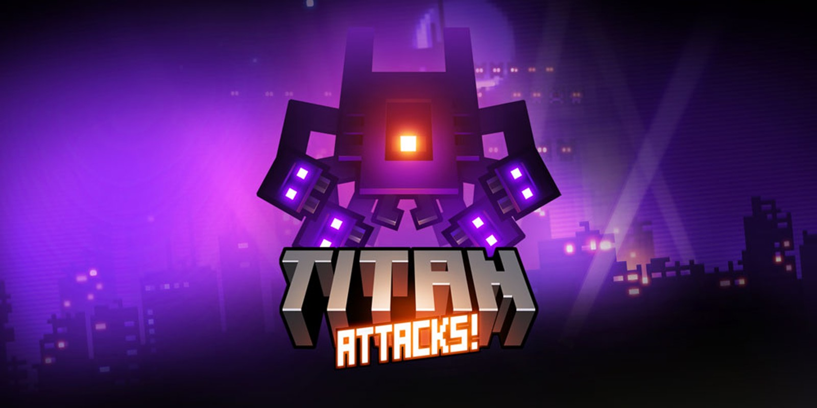Titan Attacks! | Nintendo 3DS download software | Games ...