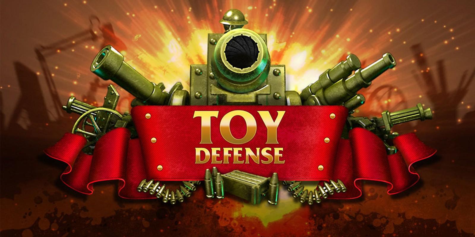 Toy Defense Nintendo 3ds Download Software Games