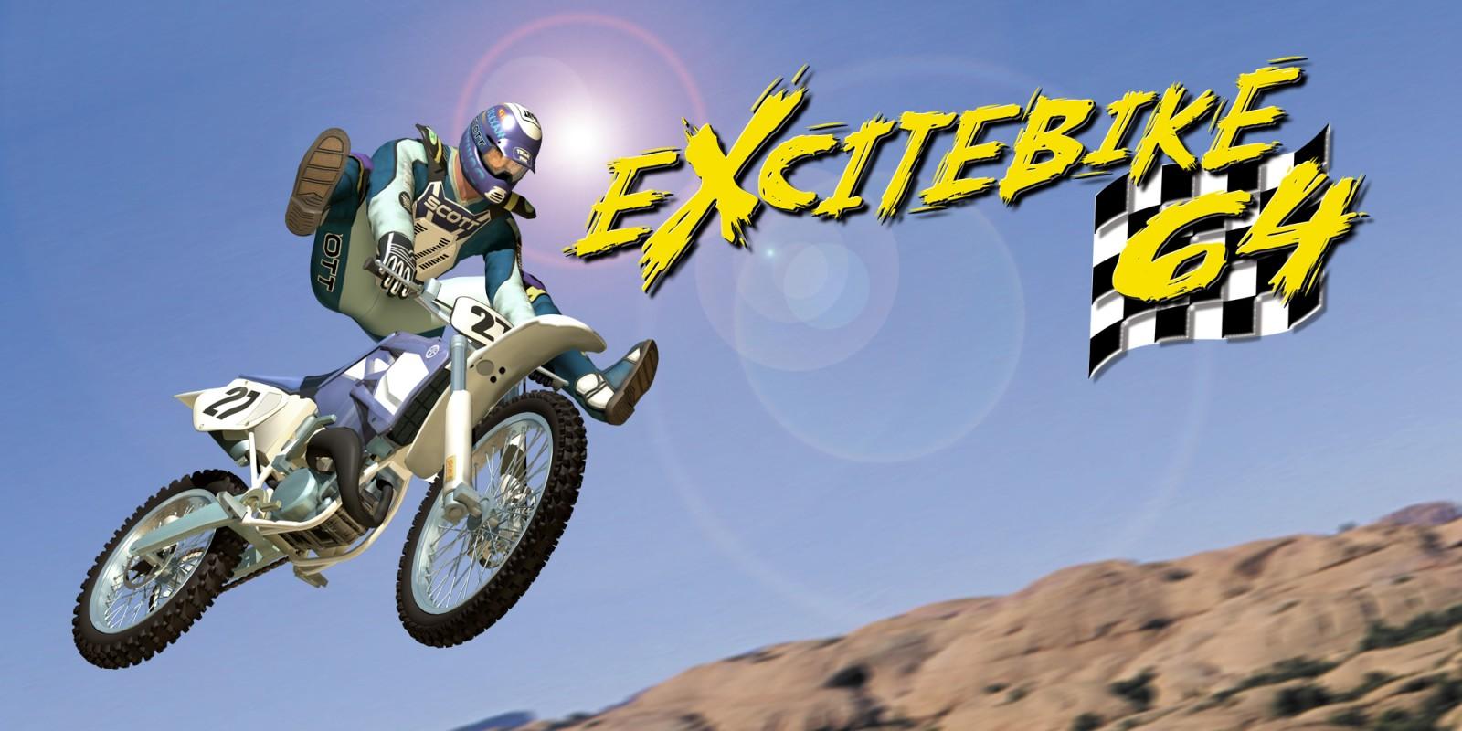 excitebike n64 rom