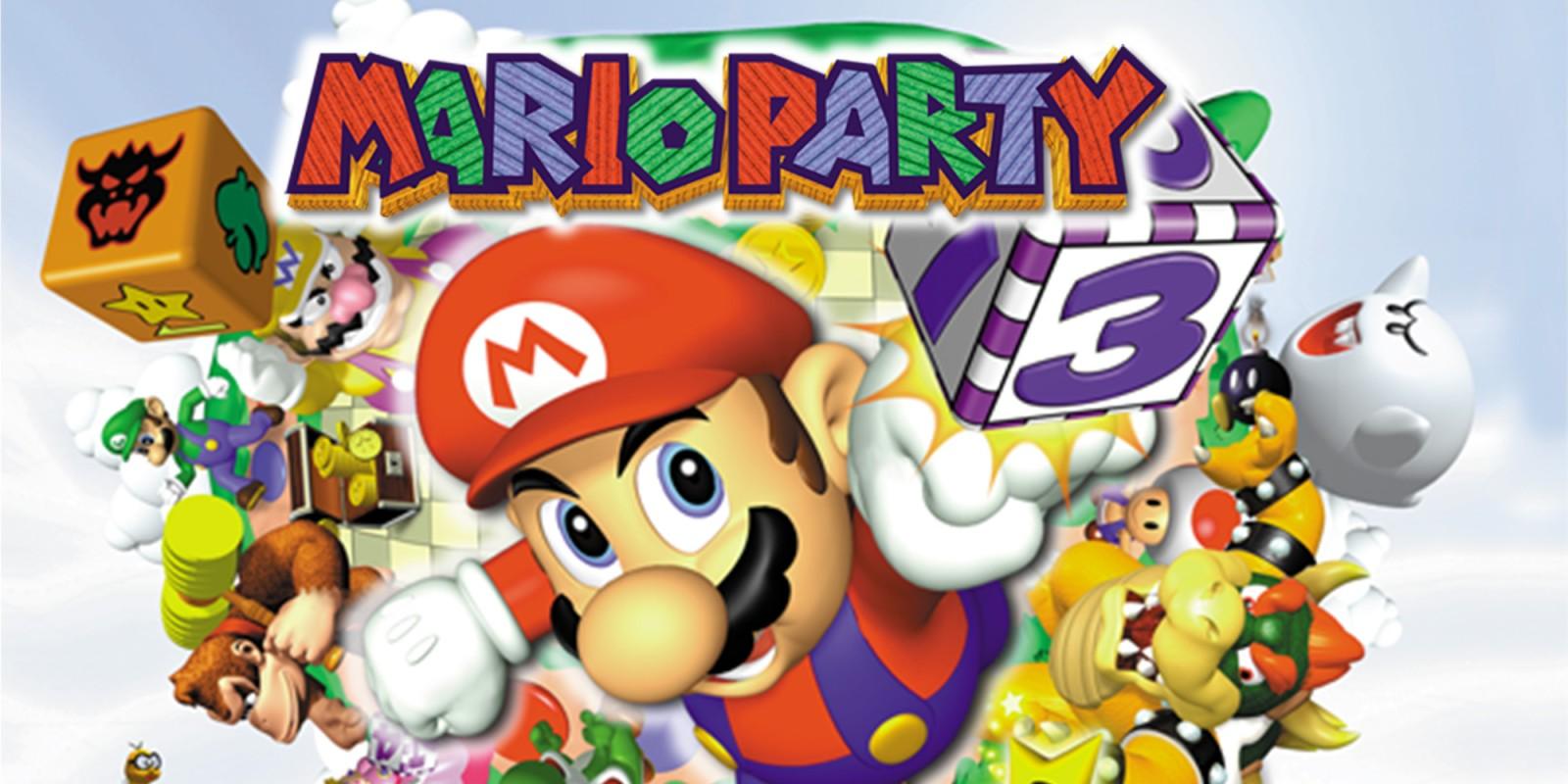 Mario Party | Nintendo 64 | Games | Nintendo