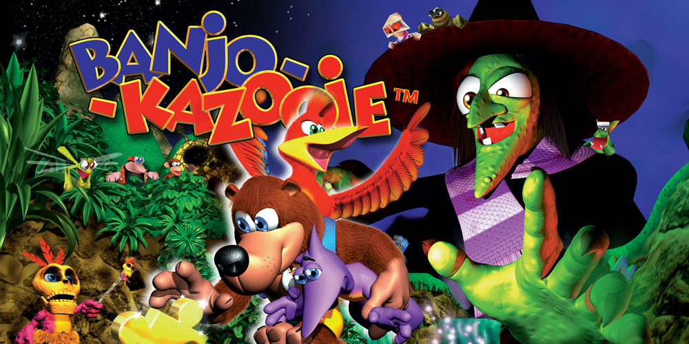 banjo kazooie - photo #2