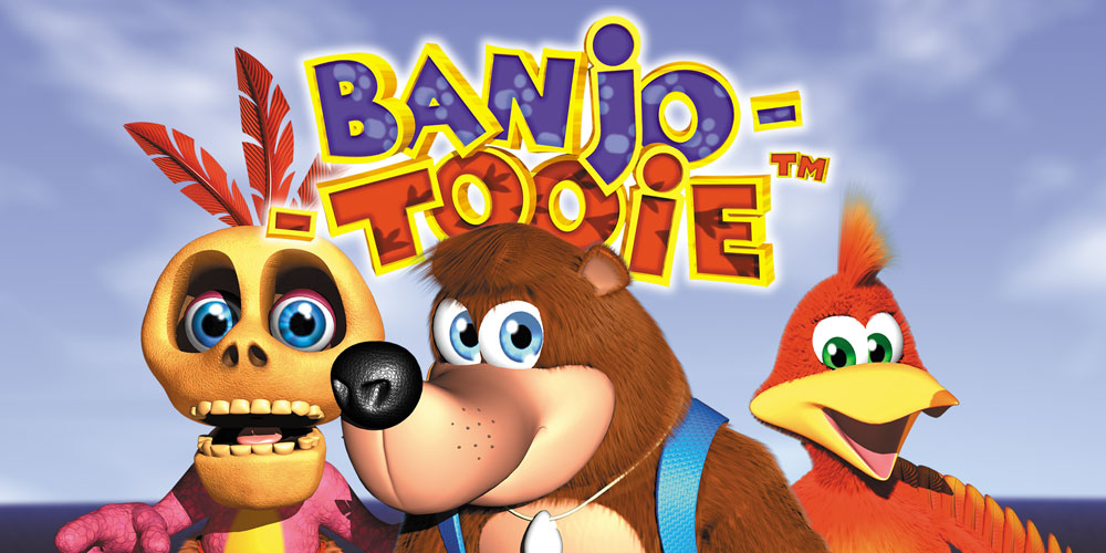 Toggle Switch Cover >> Banjo Tooie | Nintendo 64 | Games | Nintendo
