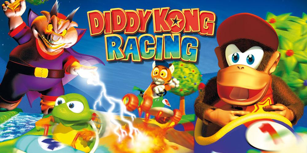 Diddy Kong Racing | Nintendo 64 | Games | Nintendo