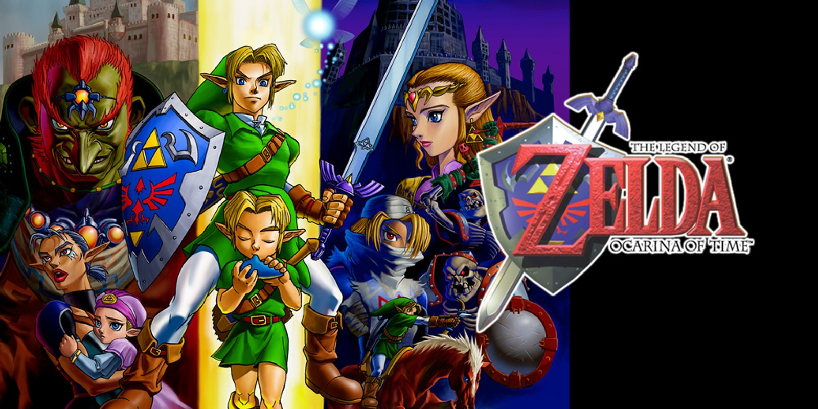 legend of zelda ocarina of time pc download
