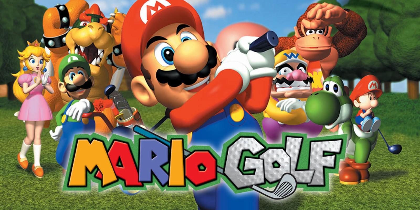 Mario Golf | Nintendo 64 | Games | Nintendo