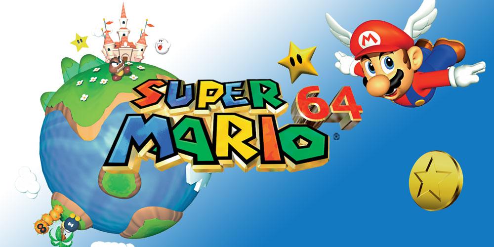 Super Mario 64 | Nintendo 64 | Jogos | Nintendo