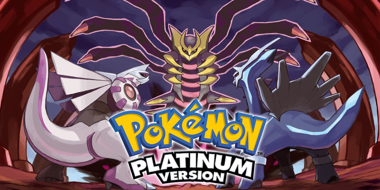 Pokémon Platinum Version
