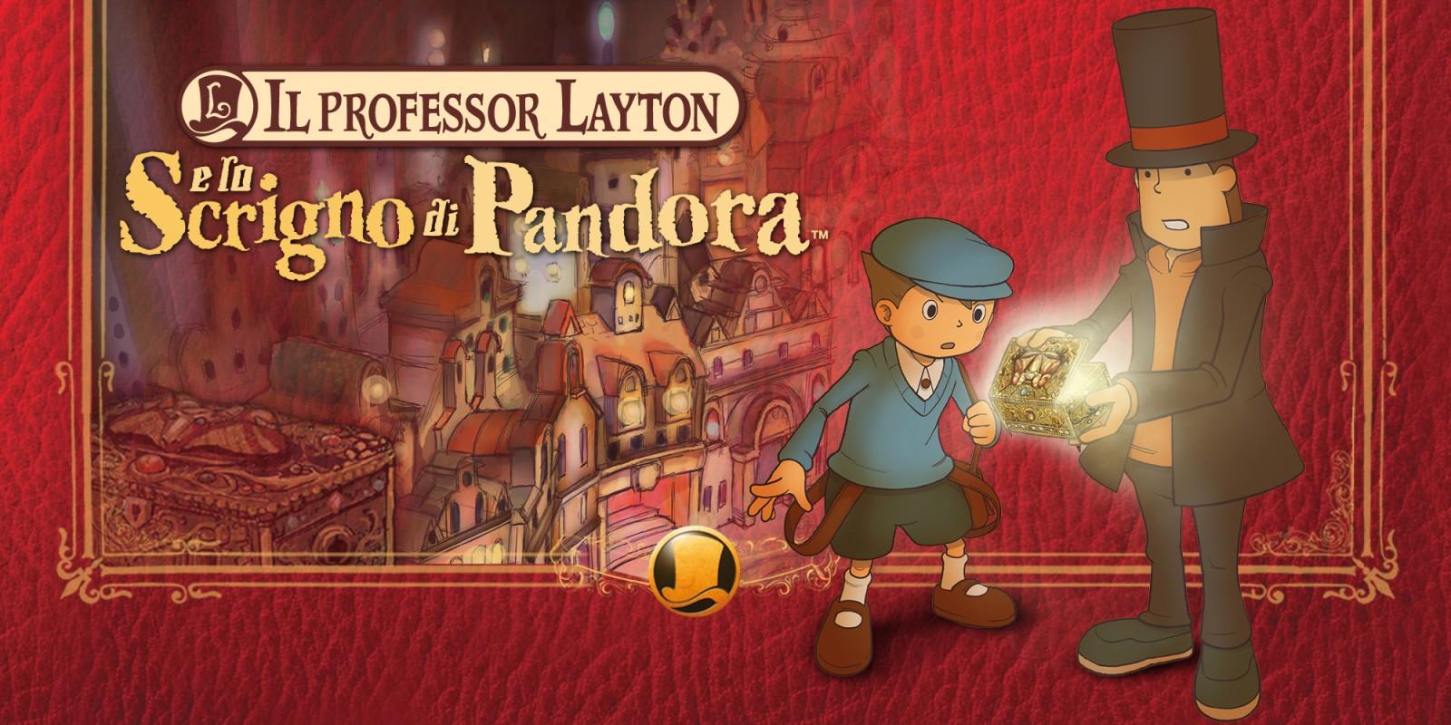 """H2x1 NDS ProfessorLaytonAndPandorasBox itIT image1600w - La saga del """"Professor Layton"""": bellissimi ricordi che si intrecciano con il presente"""