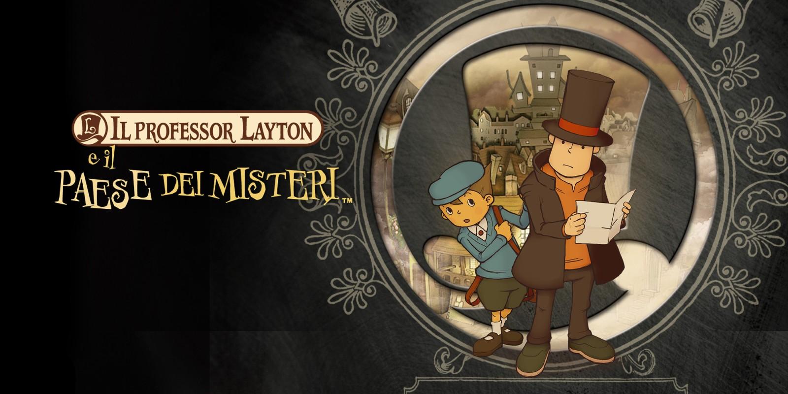 professor layton e il paese dei misteri ita
