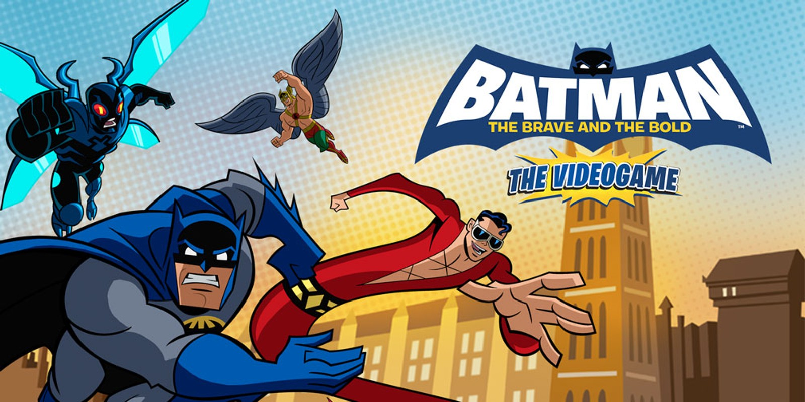 Batman: The Brave and the Bold - The Videogame Cheats ...