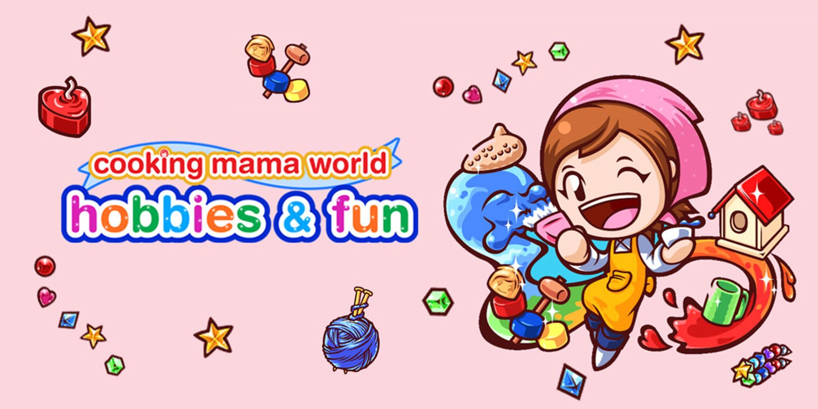 cooking mama world hobbies  u0026 fun