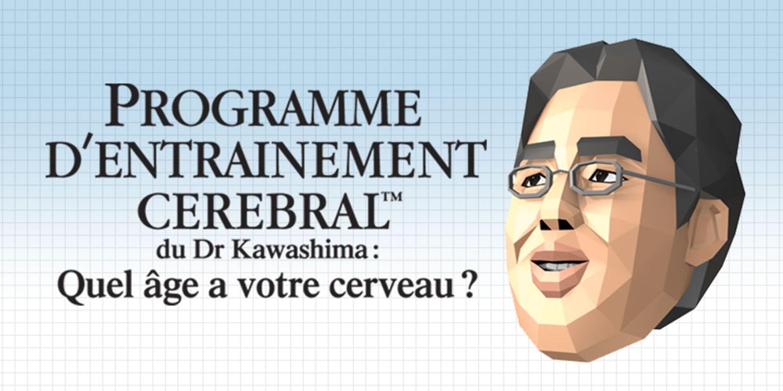 Programme d'Entraînement Cérébral du Dr Kawashima: Quel âge ...