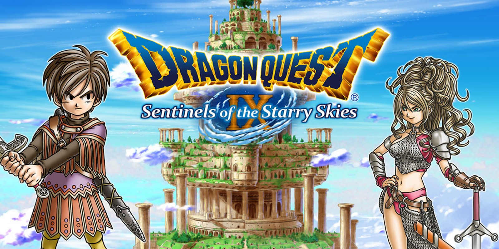 Dragon Quest IX: Sentinels of the Starry Skies | Nintendo DS | Games |  Nintendo