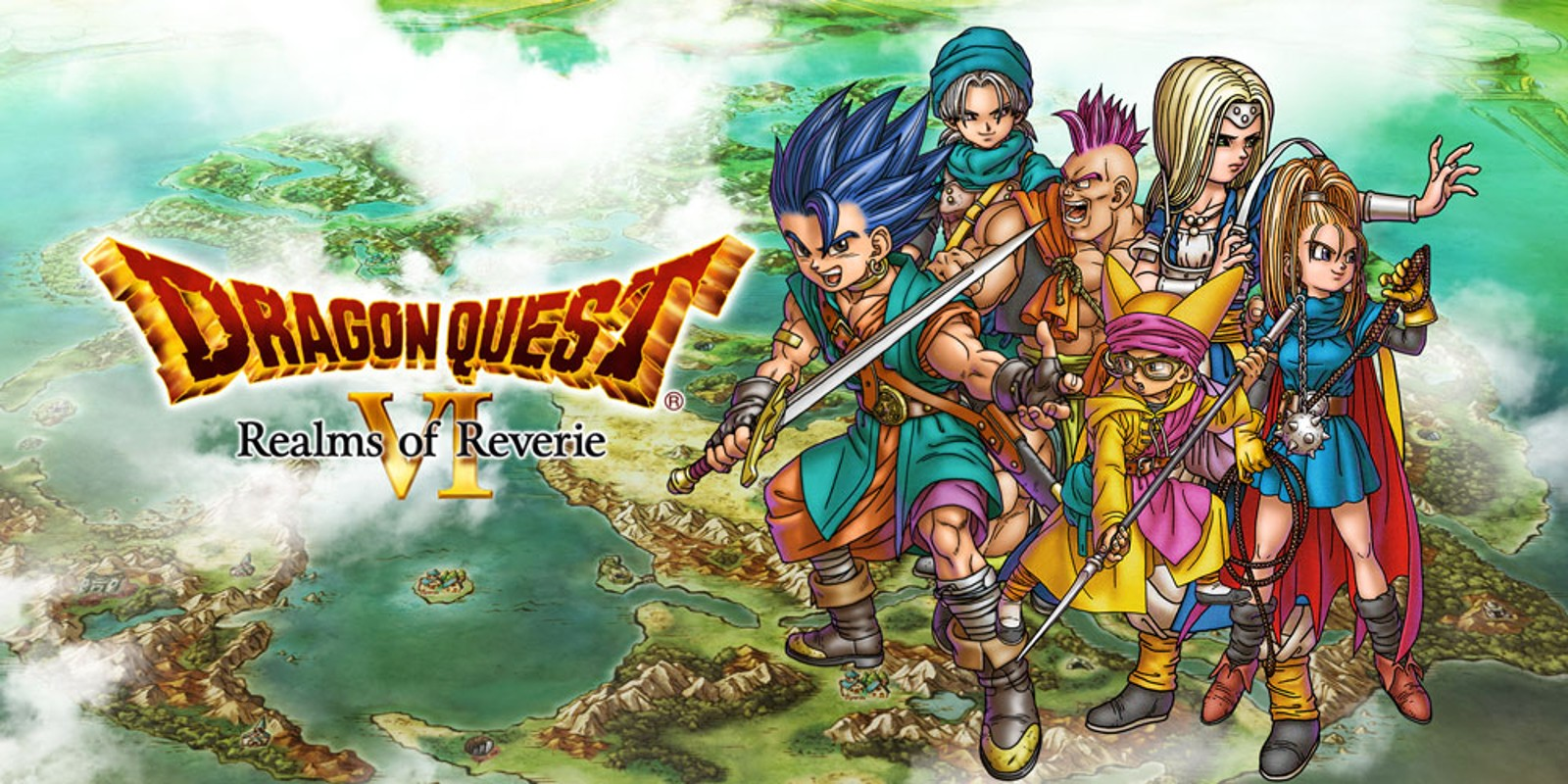 DRAGON QUEST VI: Realms of Reverie