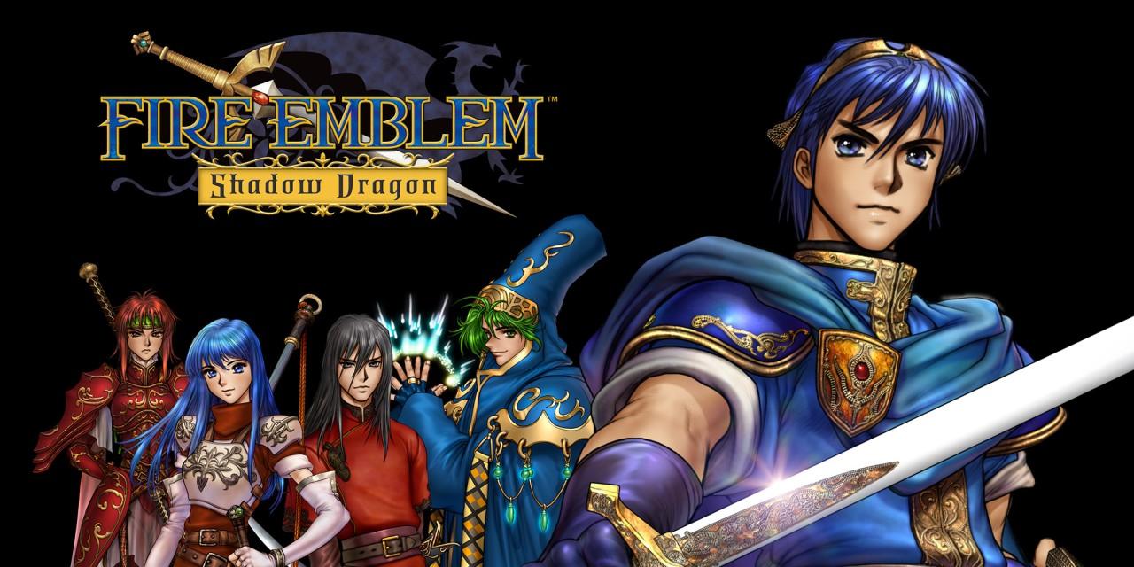 Fire Emblem: Shadow Dragon | Nintendo DS | Games | Nintendo