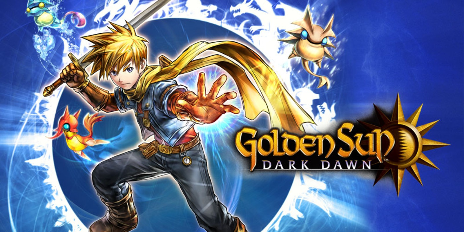 Image result for golden sun dark dawn
