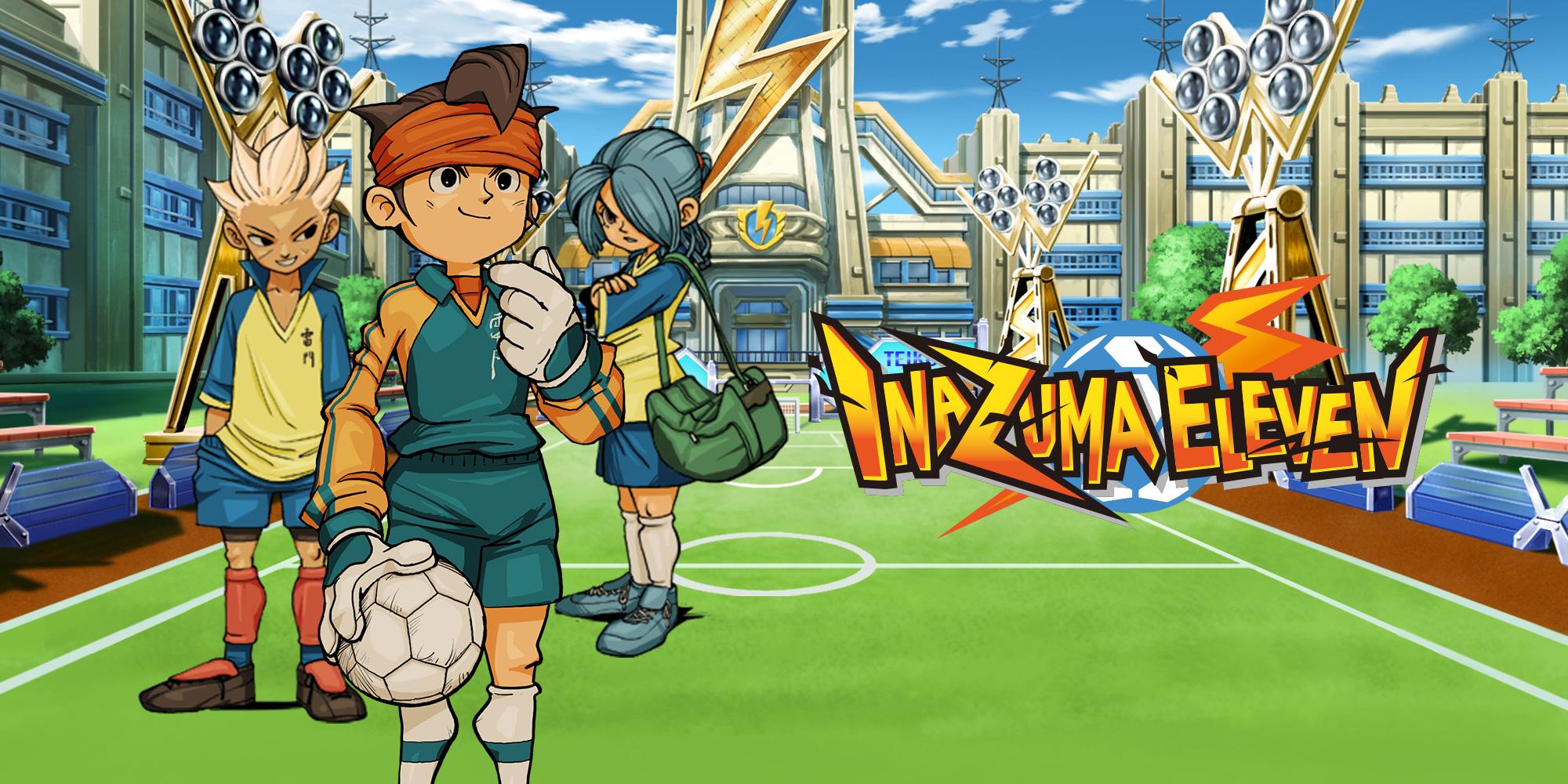 Inazuma Eleven Nintendo Ds Jogos Nintendo
