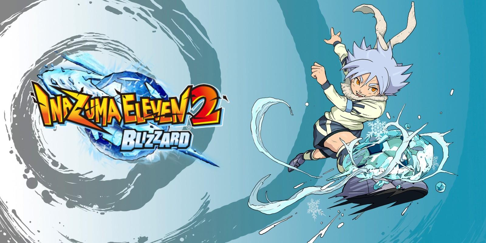 Super Nintendo World >> Inazuma Eleven 2: Blizzard | Nintendo DS | Games | Nintendo