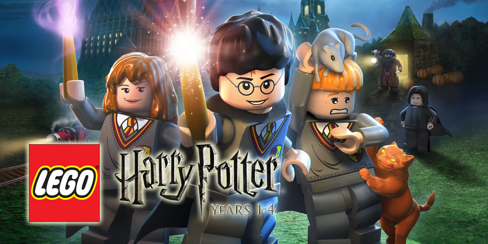 Lego Harry Potter Years 1 4 Wii Games Nintendo