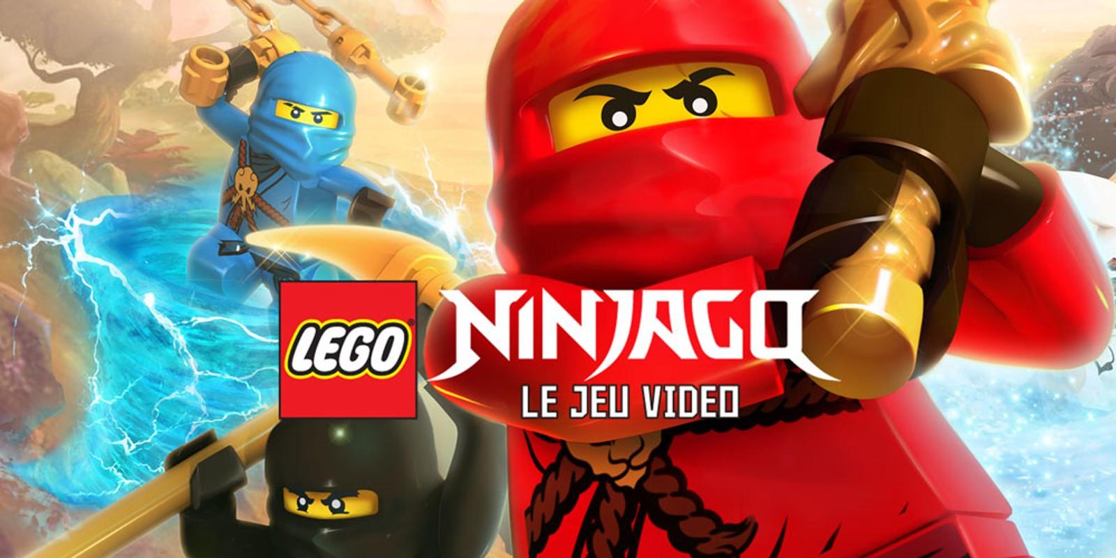 Lego ninjago le jeu vid o nintendo ds jeux nintendo - Lego inazuma eleven ...